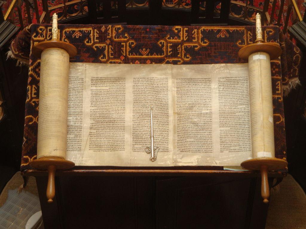 Open Torah Scrolll